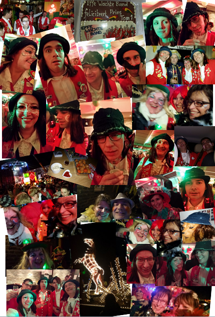 Foto Collage carnaval 2016
